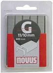 Afbeelding van Novus nieten, 11 x 10 mm, 600 stuks