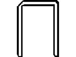 Afbeelding van Arrow nieten, 14 mm, t25, 1000 stuks