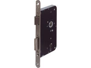 Afbeelding van Lips deurslot, doornmaat 60 mm, zonder sluitplaat, pc72, rvs