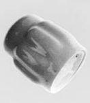 Afbeelding van Deurbuffer, 100 mm, wit