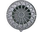 Afbeelding van Weha retro rooster, 125 mm, doorlaat 67 cm2, brons, aluminium