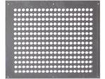 Afbeelding van Gavo ventilatieplaat, 250 x 200 mm, aluminium