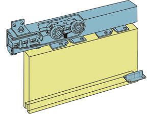 Afbeelding van Henderson huskyset, 100 kg, 1250 mm, h-100-24