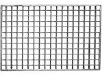 Afbeelding van Voetrooster, 100 x 60 cm, profiel 25 x 2 mm, maaswijdte 30 x 30 mm, thermisch gegalvaniseerd, verzinkt