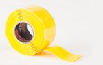 Afbeelding van Spita resq-tape, 25.4 mm, 3.65 meter, zelfhechtend, geel, siliconen