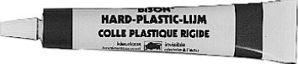 Afbeelding van Bison hardplastic lijm, 25 ml