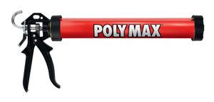 Afbeelding van Bison polymax kitworstpistool, 600 ml