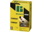 Afbeelding van Beamix cement, 4 kilo, grijs