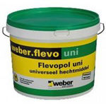 Afbeelding van Weber voorstrijl flevopol universeel, 10 liter