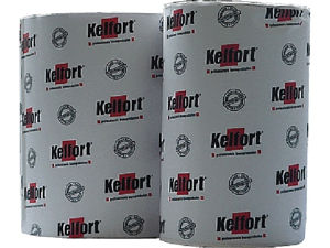 Afbeelding van Kelfort handdoekpapier minirol, breedte 21 cm, 1 laag, 120 meter, cellulose