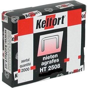 Afbeelding van Kelfort niet, 10 mm, verpakking 2000 stuks, rvs