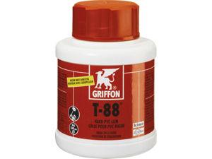 Afbeelding van Griffon pvc lijm t88, 250 ml, met kwast