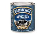 Afbeelding van Hammerite hamerslag, 250 ml, zwart
