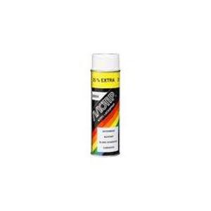Afbeelding van Motip lakspray hoogglans, 400 ml, ral 9010, wit