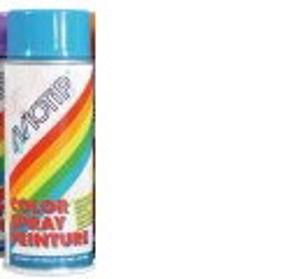 Afbeelding van Motip lakspray hoogglans, 400 ml, ral 5015, licht blauw