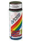 Afbeelding van Motip lakspray hoogglans, 400 ml, ral 8017, bruin