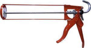 Afbeelding van Handkitpistool oranje open model, hks 12
