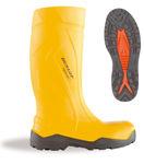 Afbeelding van Dunlop laars purofort S5 geel
