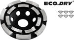 Afbeelding van ECO-DRY Gediamanteerde komsteen zonder waterkoeling