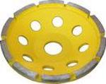 Afbeelding van METRO Gediamanteerde komsteen zonder waterkoeling