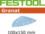 Afbeelding van Festool Schuurbladen STF DELTA/7 P120 GR/100