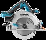 Afbeelding van Makita accucirkelzaagmachine  2x18v