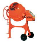Afbeelding van Atika betonmolen   230v/145ltr