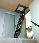 Afbeelding van Altrex liftmachinekamer ladder 2x8