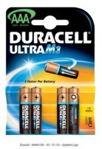 Afbeelding van Duracel batterij potl.ultra(4)  AAA