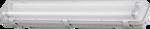 Afbeelding van Led armatuur 1700lumen    2x 9 watt