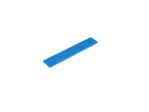 Afbeelding van Glaswiggen 100x18.5x2mm  blauw (100)