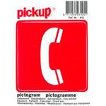 Afbeelding van Pickup stick.alarmtelefoon 10x10cm
