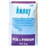 Afbeelding van Knauf gipspleister fix&finish  25kg