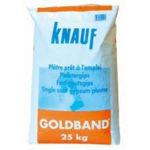 Afbeelding van Knauf gipspleister goudband    25kg