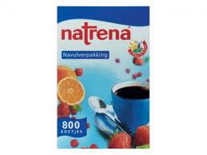 Afbeelding van Natrena zoetjes navulling(800)