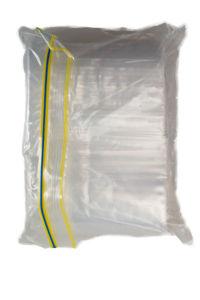 Afbeelding van Gripzakje plast.afsl.100x150mm