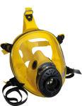 Afbeelding van Volgelaatsmasker geel        tr2002