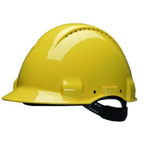 Afbeelding van 3m peltor helm g3000d geel
