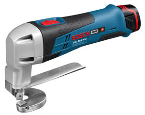 Afbeelding van Bosch accuplaatschaar      gsc10.8v