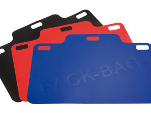 Afbeelding van Pack-bag blauw 95x65cm        60ltr