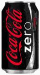 Afbeelding van Coca cola zero blik (DK) 33cl.(24)