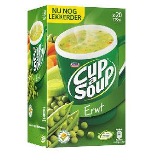 Afbeelding van  cup-a-soup erwt 175ml.(21)