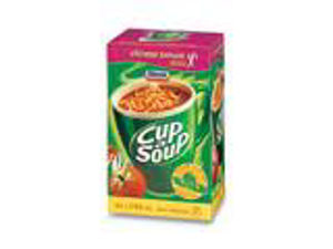Afbeelding van Cup-a-soup chinese tomaat 175ml.(21)