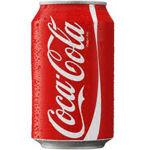 Afbeelding van Coca cola regular blik 33cl.(24)
