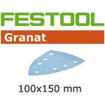 Afbeelding van Festool Schuurbladen STF DELTA/7 P120 GR/10