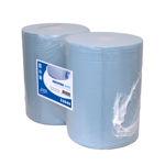 Afbeelding van Industriepapier blauw 37cm x 400m(2)