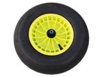 Afbeelding van Altradfort kruiwagenwiel geel 400mm