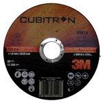 Afbeelding van 3M cubitron slijpschijf t41 125x1.6