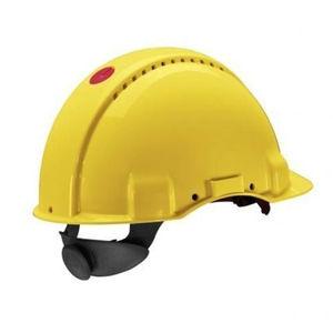 Afbeelding van 3M peltor helm g3000n          geel
