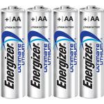 Afbeelding van Enegizer alkaline batterij aa  1.5v